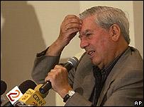 Vargas Llosa vs. Eduardo Galeano