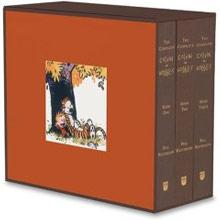 Calvin & Hobbes: récord de ventas