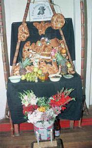 Todos Santos: El jach'a uru (gran dia) para los difuntos y vivos