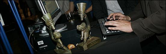 De Premios, de blogs y otras yerbas