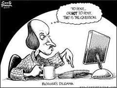 Reflexiones e irreflexiones sobre los blogs