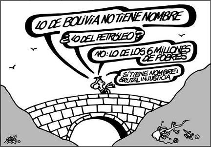 Forges – Bolivia: El comic