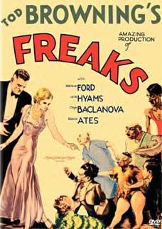 Freaks, mutantes y la feria de monstruos