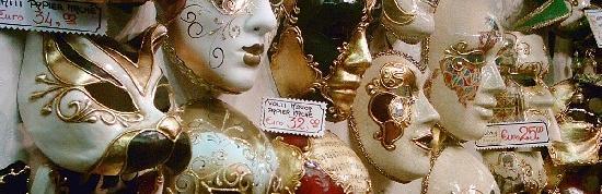 Máscaras Carnavalescas