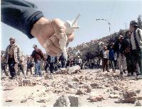 Levantamientos, dinamita, piedras, balas y la caída de un presidente