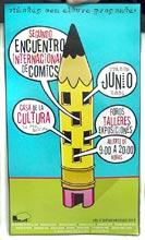 SEGUNDO ENCUENTRO INTERNACIONAL DEL COMIC