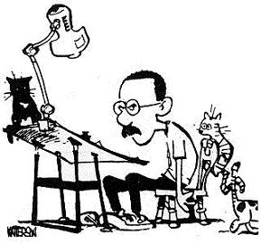 Comic 19.08.04 - Calvin & HoBbes: Bill Waterson