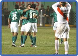 Pudo haber sido algo mas... Bolivia 2 - Peru 2
