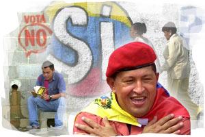 Venezuela: Si o No? eso es politica ¡NO! hay dudas