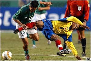 Bolivia 0 - Colombia 1: Para variar fue a los 89 minutos