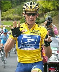 Tour de Francia... otra vez Armstrong