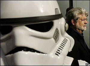 Gracias George Lucas