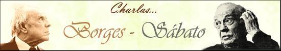 Charla entre Borges y Sábato