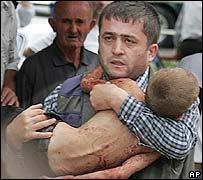 La inconcebible tragedia rusa