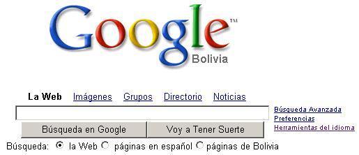 Google.com.bo