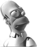 Olimpiadas 2004: Parafraseando con los Simpsons
