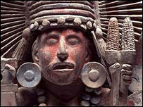 """Peor estarían con incas o aztecas"""