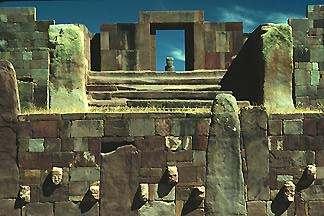 Hallan civilización perdida en Bolivia