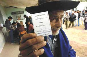 Bolivia: Gano el pueblo, Gano la democracia
