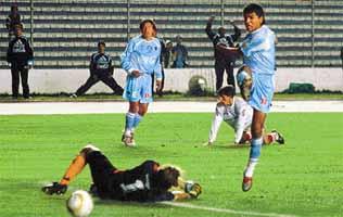 Copa Sudamericana - El GoL de 100 mil dolares