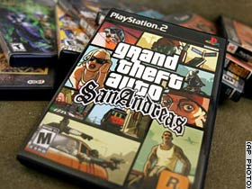 "Grand Theft Auto ""San Andreas"" Solo para adultos"